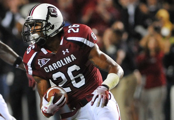 South Carolina Safety Antonio Allen