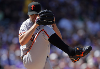 Was that Barry Zito who pitched a shutout against the Rockies in his 2012 debut?
