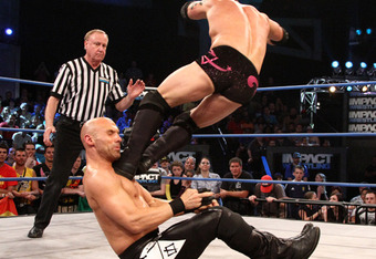 CHRISTOPHER DANIELS vs. AUSTIN ARIES