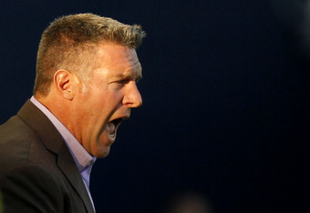 Sporting Kansas City manager Peter Vermes