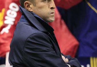 Real Salt Lake manager Jason Kreis