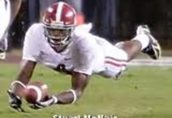 Alabama Safety Mark Barron