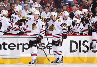 Bollig notched his first NHL goal to tie the game in the second period.