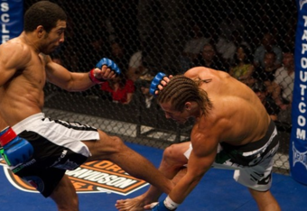 Aldo vs. Faber was the WEC's first PPV event.