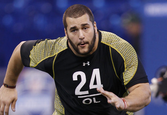 Get a franchise offensive tackle and your draft is a success