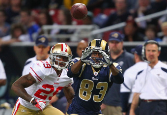 Like Anthony Gonzalez, WR Brandon Lloyd signed a team-friendly deal to play in New England.