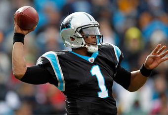 Cam Newton is expecting bigger and better things for himself in 2012.