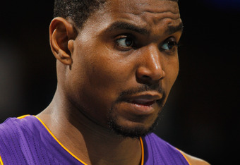 Andrew Bynum has been dominating his competition.