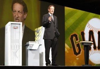 Giants president Larry Baer has vowed to fight the A's move to San Jose