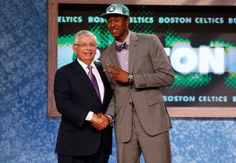 Marshon Brooks was traded for JaJuan Johnson on draft night. Steal would be an understatement