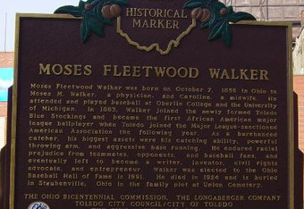 Moses Fleetwood Walker Memorial