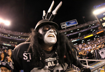 Some outlandish costumes are found in Oakland's Black Hole