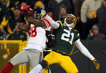 The Packers have talked about shifting Woodson to safety