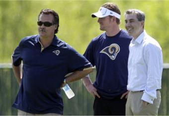 The Rams Power Trio
