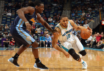 Eric Gordon, even after an injury stricken season, is a better fit in Phoenix.