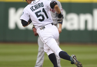 Expect some extra power this season from Ichiro