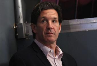 Present NHL Disciplinarian Brendan Shanahan