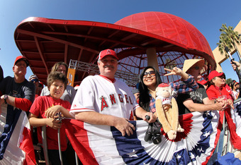 Supporting the Angels is a family affair, and many a life lesson is learned by watching the team play the right way.