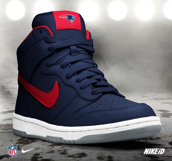 Nike Nfl Shoes Patriots