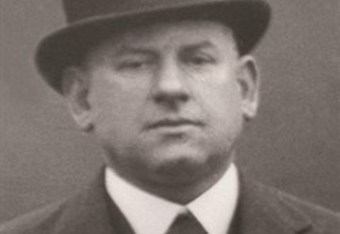 James W. Gibson took over as the chairman of Manchester United in January 1932 and cleared all of the club's debts.