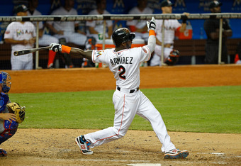 Hanley Ramirez has been doing it all for the Marlins over the last four games.