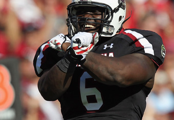 Could a trade up for Melvin Ingram solve the Jets pass rushing woes?