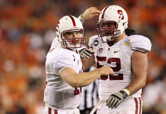 DeCastro (right) is considered one of the safest prospects in this draft.