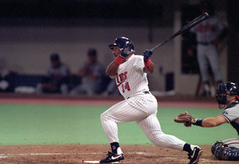 Kirby Puckett's career was cut short by injuries; Mattingly's was not.