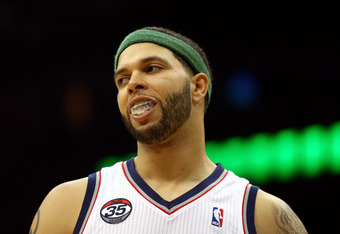 The addition of Kevin Garnett won't be enough to keep Deron Williams in Brooklyn.