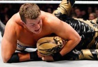 Ted DiBiase takes on Goldust.