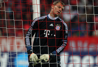 Bayern Munich goalkeeper Manuel Neuer will be tested on Wednesday in Madrid.