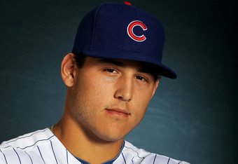 Cubs top prospect Anthony Rizzo
