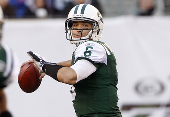 How long will Mark Sanchez last as the Jets' starting quarterback?