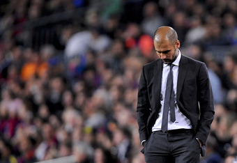 Is it all coming to an end for Guardiola?