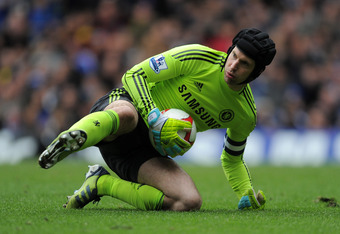 Petr Cech has had some success in his previous four matches at Camp Nou.