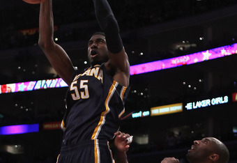 The quickly maturing Hibbert is the Blazers' best option in free agency.
