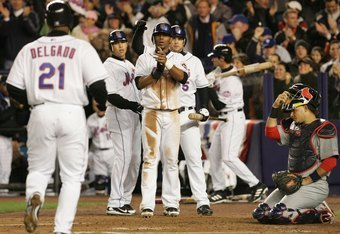 Reyes, Wright, Beltran and Delgado in 2006. Those were the days.