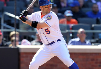 With Reyes gone, David Wright is now the sole face of the franchise.