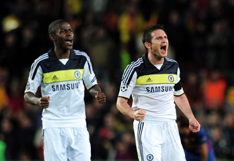 Ramires and Lampard were sensational for Chelsea over the two legs.