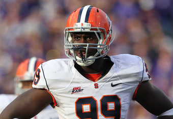 Chandler Jones is one of the biggest risers this year and it could take him to Tennessee.