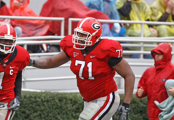Becoming a part of a physical offensive line like Baltimore might be the right fit for the massive Cordy Glenn.
