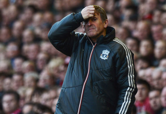 Liverpool's anemic attack has left King Kenny scratching his head this season