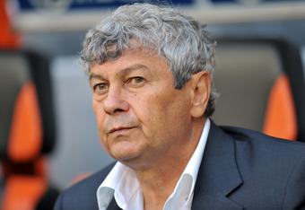 Micea Lucescu favours the flair and creativity Barca's fans and players appreciate