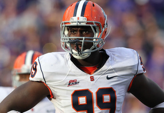Syracuse DE Chandler Jones