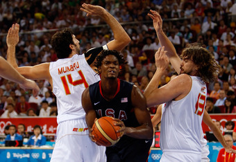 Could Bosh still be the backup big man answer for Team USA?
