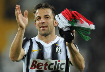 Is Del Piero set for the perfect farewell?