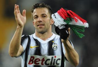 Is Del Piero set for the perfect farewell?