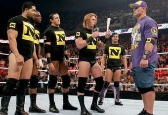 The last time John Cena was in a serious slump of sorts, he was forced to join the Nexus.