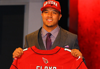 Cardinals' Selection Michael Floyd