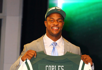 Jets' Selection Quinton Coples